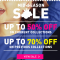 Save up to 70% on Kids' Designer Clothes Sale