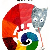 Book Review: The Mixed Up Chameleon by Eric Carle