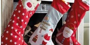 Personalised Christmas Stocking and Sacks for Kids