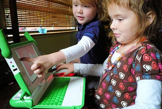 Technology For Teaching Children Today