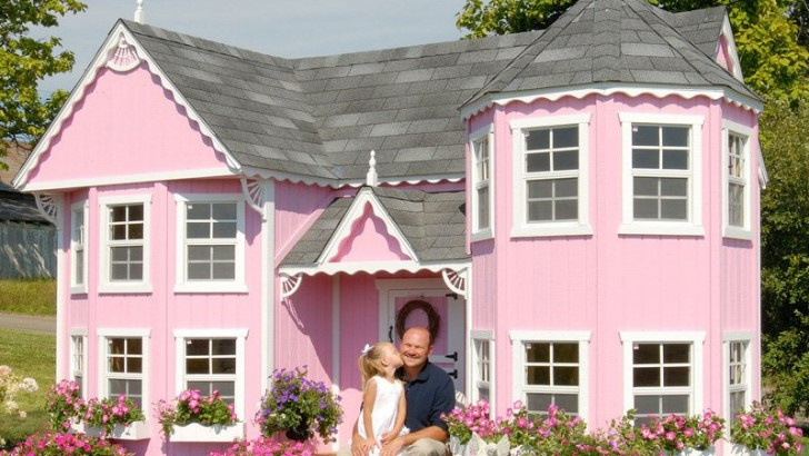 Amazing Children's Playhouses