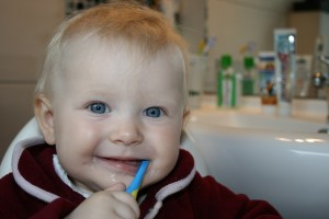 Tips for getting kids to brush their teeth