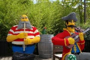 UK popular theme parks for kids