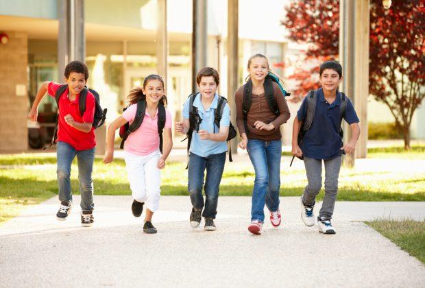 Teach Your Child to Be a Safe Pedestrian